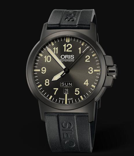 Oris Bc3 Advanced Day Date 42mm Replica Watch 01 735 7641 4263-07 4 22 05G